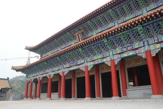 汾阳文庙图片