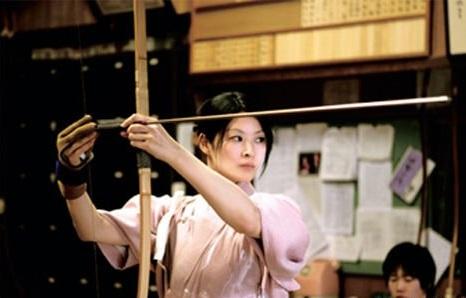 日本集体性爱是内射吗_现代弓道是在古代弓术中的文射,武射的基础上发展起来的,而文射和武射