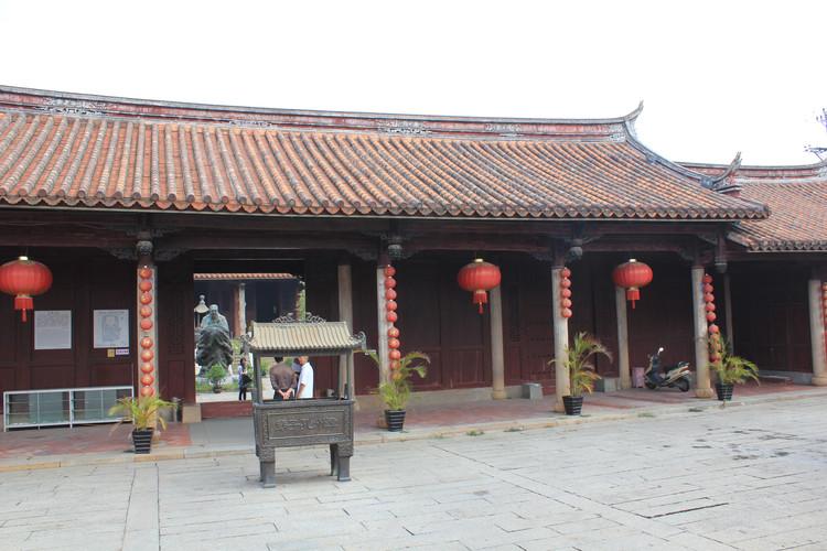 福建   漳浦县    漳浦文庙 - 海阔山遥 - .