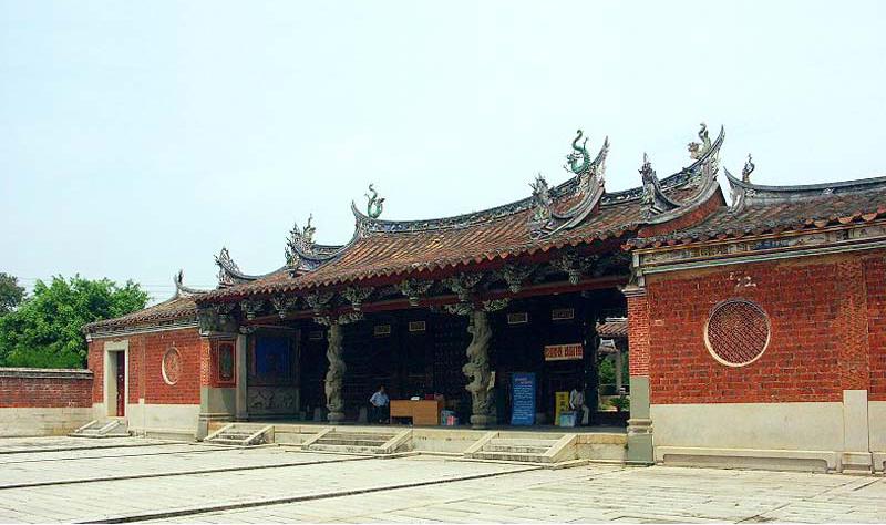 福建   安溪县    文庙 - 海阔山遥 - .
